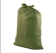 Мешки полипропиленовые зеленые размер 55*95 см